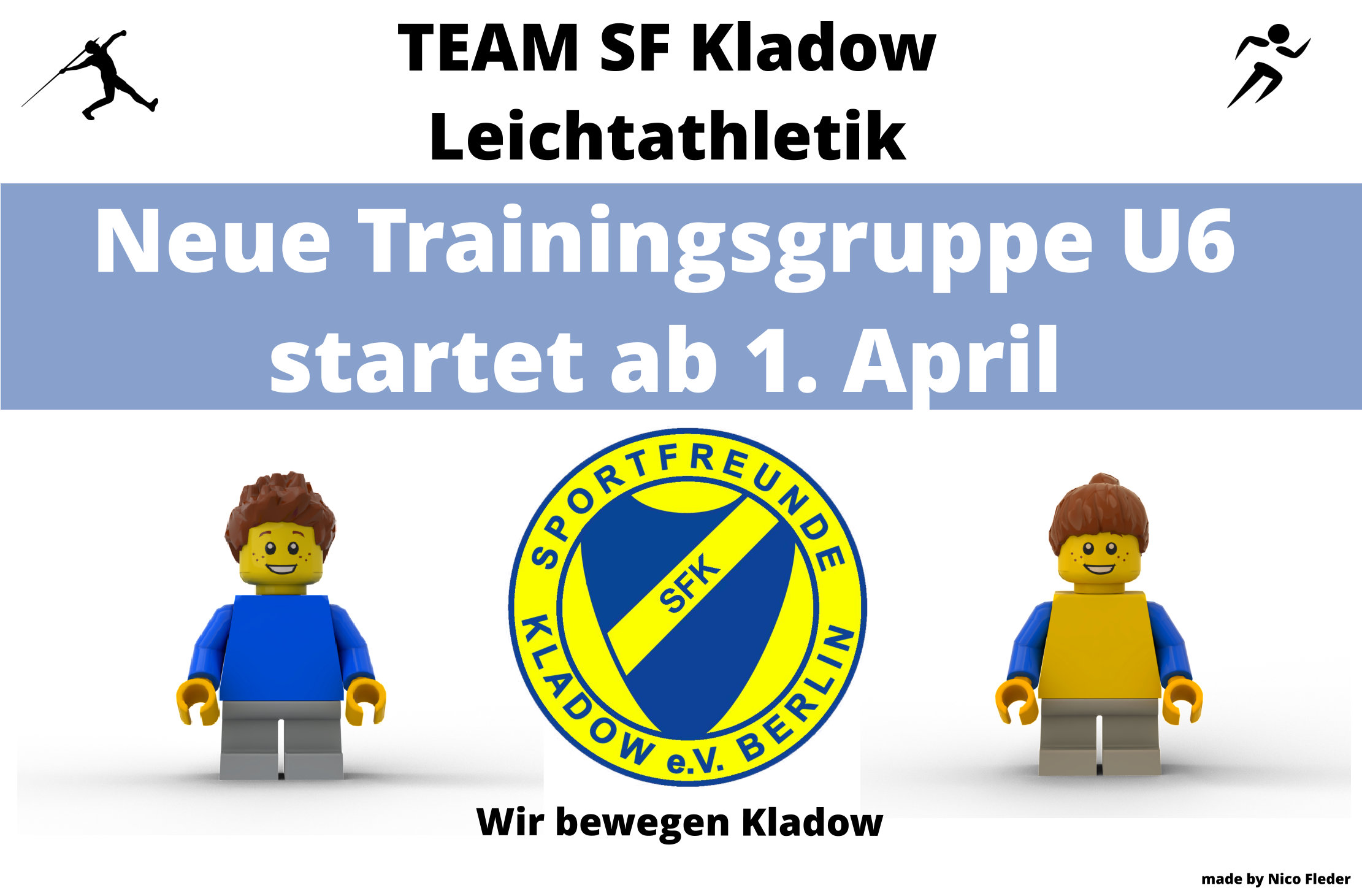 Neue Trainingsgruppe U6
